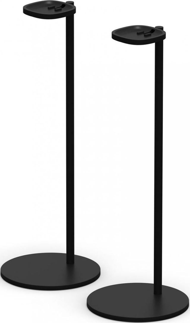 Sonos Stands for One and Play:1 (Pr.) - Black-SS1FSWW1BLK