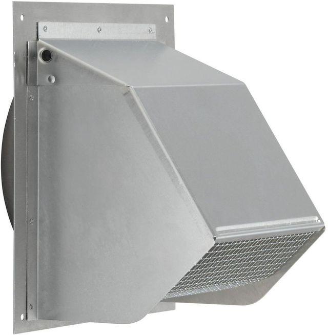 Broan® Natural Aluminum Fresh Air Inlet Wall Cap-641FA