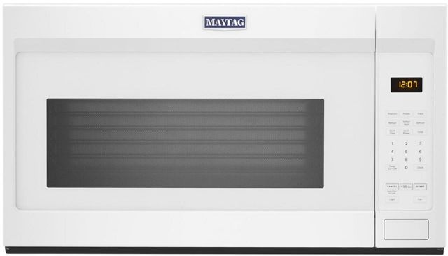 Maytag® 1.9 Cu. Ft. White Over The Range Microwave-MMV1175JW