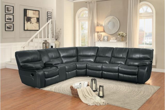 Pecos Sectional-8480GRY*4SC