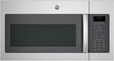 GE® Series Over-The-Range Microwave Oven-Stainless Steel-JVM6172SKSS