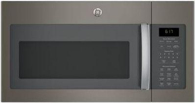 GE® Series Over-The-Range Sensor Microwave Oven-Slate-JVM6175EKES