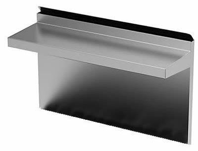 "Viking® 48"" Stainless Steel High Shelf-HS24748SS"