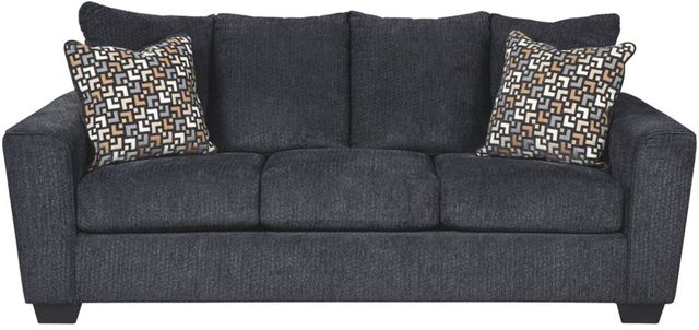 Benchcraft® Wixon Slate Sofa-5700238