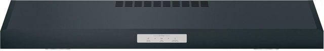 """GE Profile™ 35.88"""" Black Slate Under The Cabinet Hood-PVX7360FJDS"""