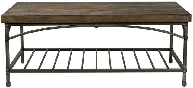 Liberty Furniture Franklin Cocktail Table-202-OT1010