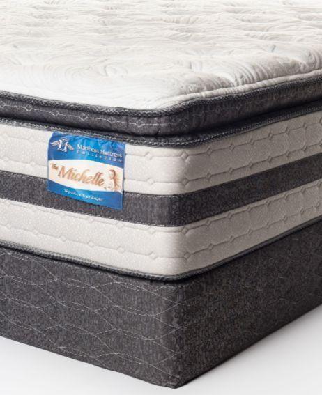 Matthews Mattress Premium Collection Michelle Medium Pillow Top Twin XL Mattress-Michelle-PT-TXL