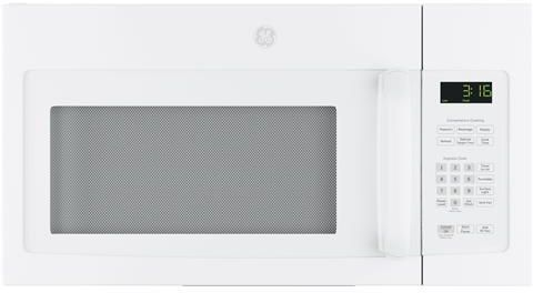 GE® Over The Range Microwave-White-JNM3163DJWW