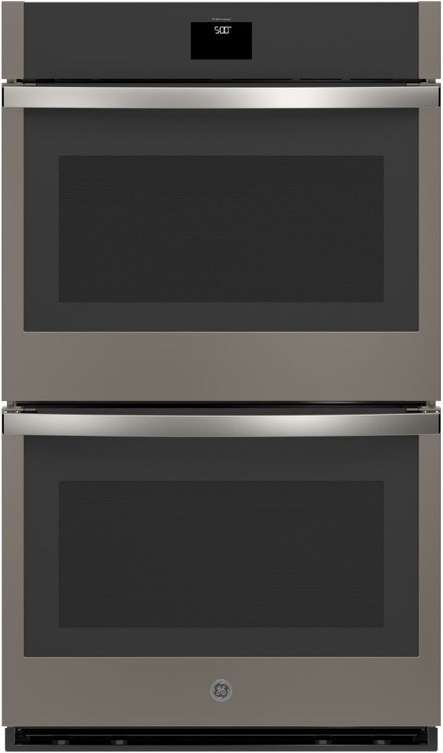 """GE® 30"""" Slate Electric Double Oven Built In-JTD5000ENES"""