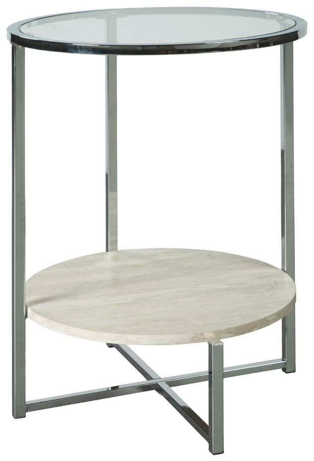 Signature Design by Ashley® Bodalli Brown End Table-T200-6