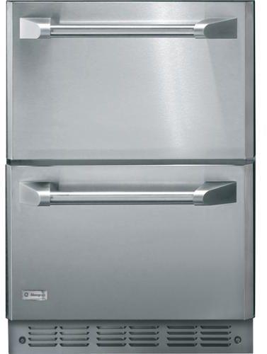 Monogram® Double Drawer Refrigerator Professional Panels-ZKDP240