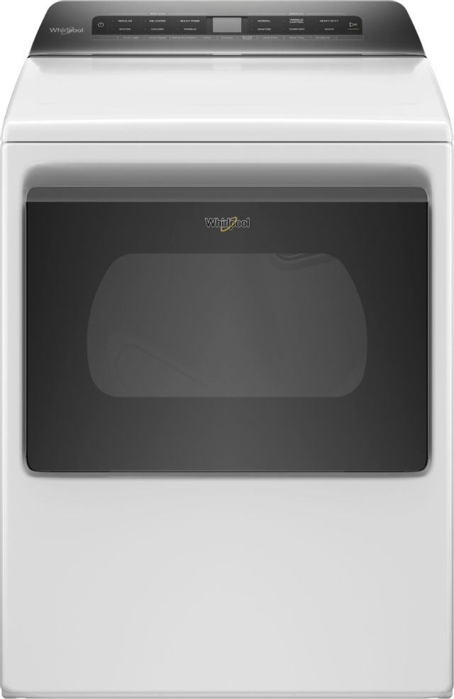 Whirlpool® 7.4 Cu. Ft. White Front Load Electric Dryer-WED5100HW