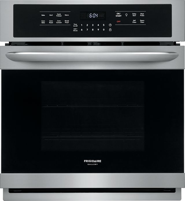 """Frigidaire Gallery® 27"""" Stainless Steel Electric Single Oven Built In-FGEW2766UF"""