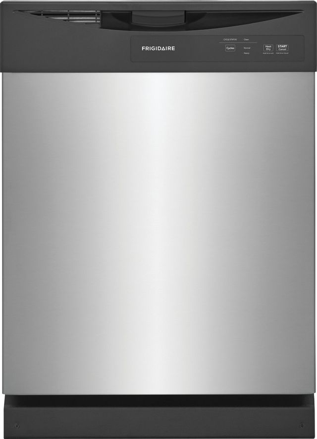 Frigidaire® 24'' Stainless Steel Built-In Dishwasher-FDPC4221AS