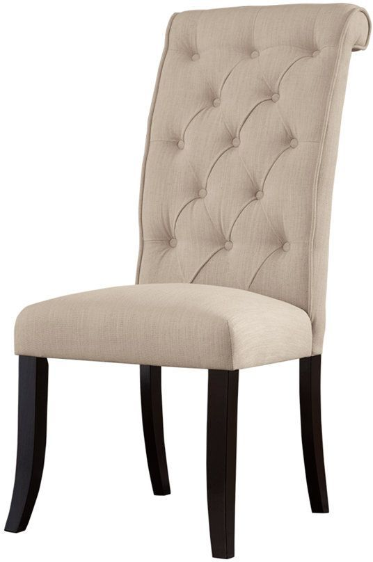 Signature Design by Ashley® Tripton Linen Dining Upholstered Side Chair-D530-01