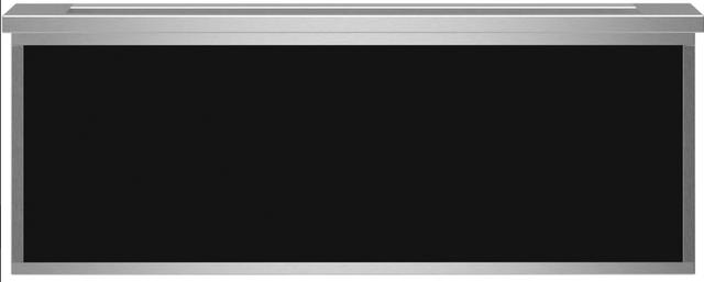 """Monogram Minimalist 26.75"""" Stainless Steel Warming Drawer-ZKW700SSNSS"""
