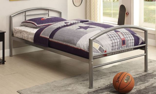 Coaster® Iron Beds and Headboards Baines Metal Bed-Twin-400159T