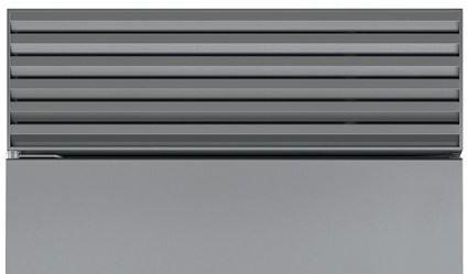 "Sub-Zero® Classic 48"" Pro Louvered Flush Inset Grille-7020160"