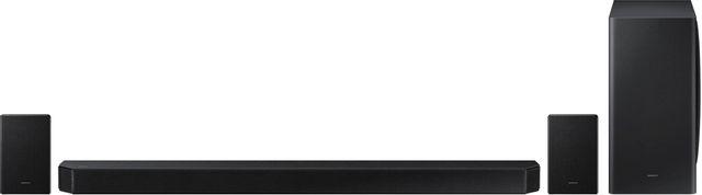 Samsung 11.1.4 Channel Black Sound Bar with Dolby Atmos / DTS:X-HW-Q950A