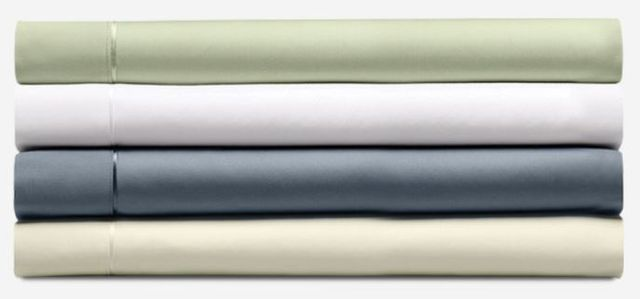 Tempur-Pedic® Pima Cotton White Queen Sheet Set-40606450