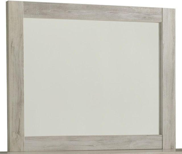 Miroir de chambre à coucher Bellaby, blanchi, Signature Design by Ashley®-B331-36