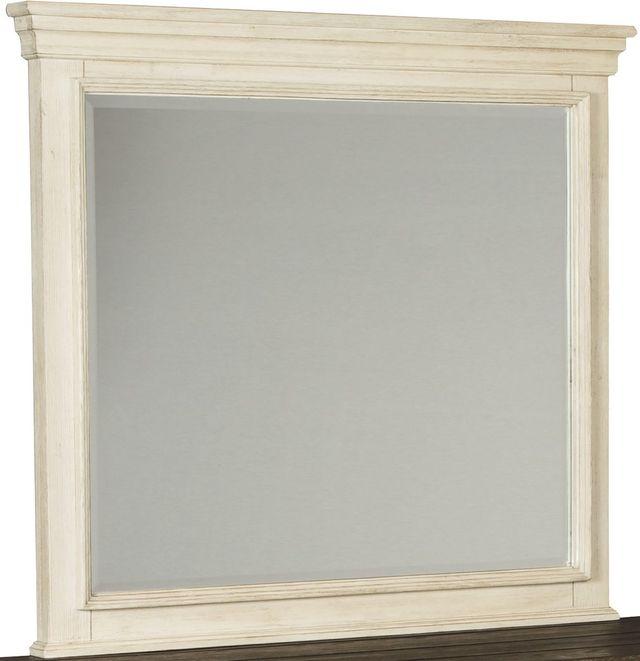 Bolanburg Weathered Gray Dresser Mirror-B647-36