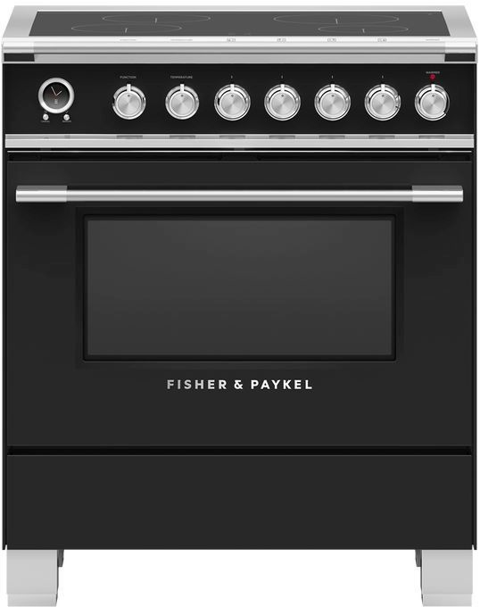 Cuisinière électrique encastrée Fisher Paykel® de 3,5 pi³ de 30 po - Acier inoxydable-OR30SCI6B1