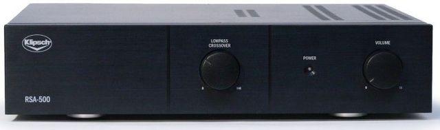 Klipsch® RSA-500 Subwoofer Amplifier-1001188