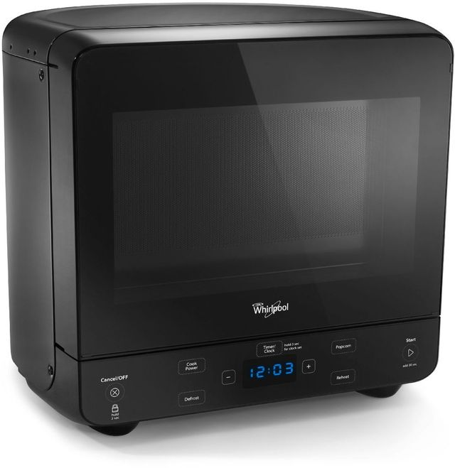Whirlpool® Countertop Microwave Oven-Black-WMC20005YB