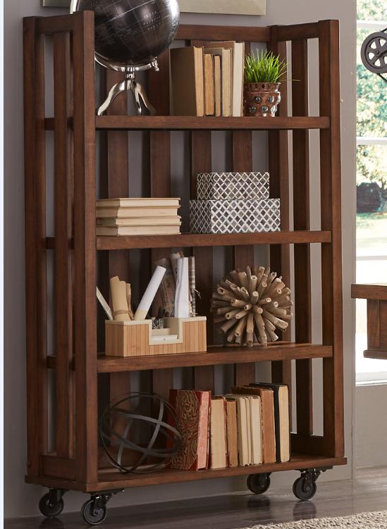 Liberty Arlington House Home Office Open Bookcase-411-HO201