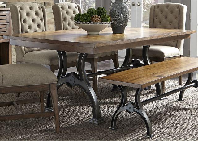 Liberty Arlington House Trestle Table-411-T4274