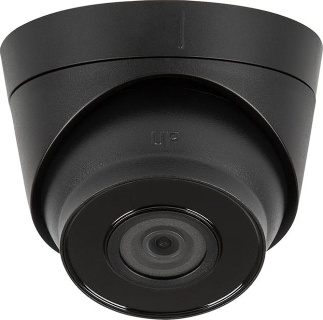 SnapAV Luma Surveillance™ 31 Series Black Turret IP Outdoor Camera-LUM-31-TUR-IP-BL