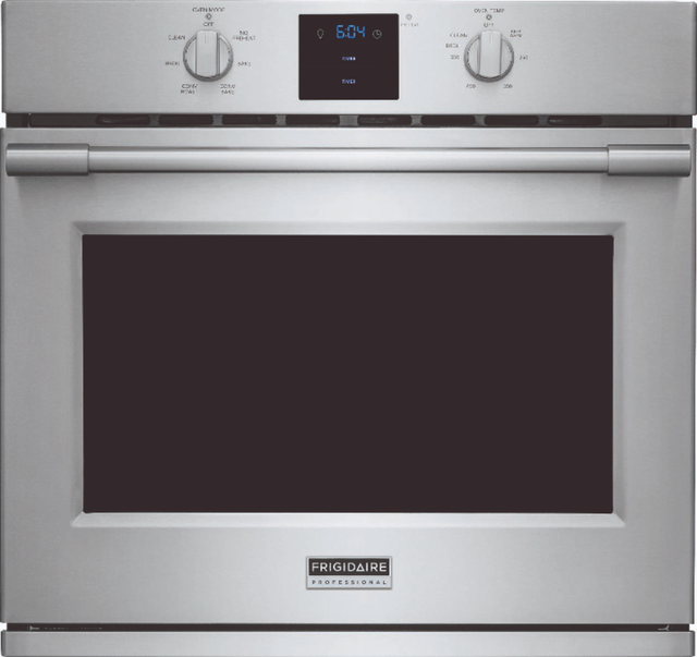 """Frigidaire Professional® 30"""" Stainless Steel Single Electric Wall Oven-FPEW3077RF"""