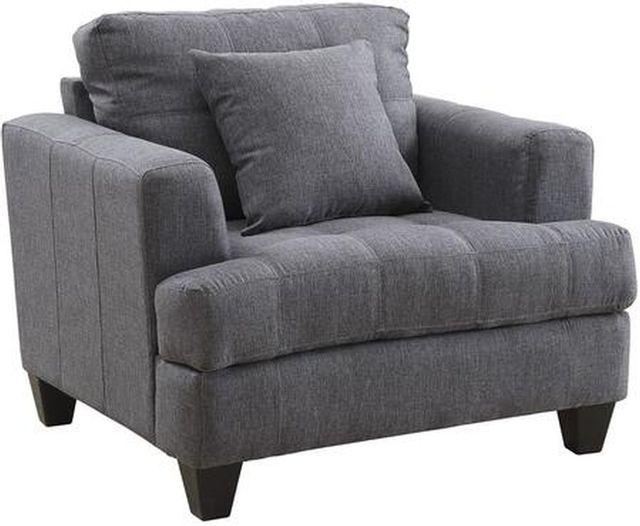 Coaster® CoasterEssence Samuel Charcoal Chair-505177