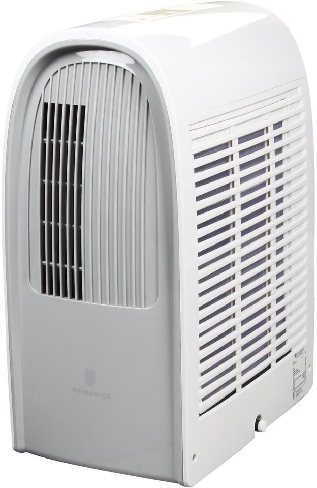 Friedrich ZoneAire® Compact Portable Air Conditioner-White-P08S