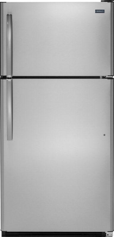 Crosley® 20.8 Cu.Ft. Stainless Steel Top Freezer Refrigerator-XTS21FGKS