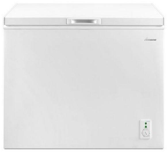 Amana® 9.0 Cu. Ft. Chest Freezer-White-AQC0902DRW