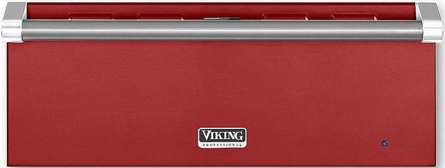 """Viking® Professional 5 Series 27"""" Warming Drawer-Apple Red-VWD527AR"""