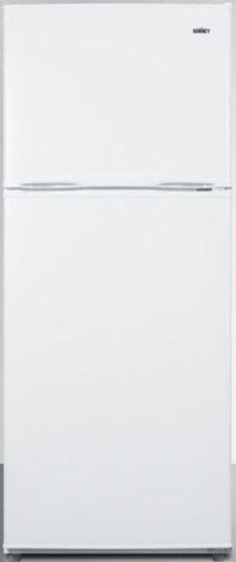 Summit® 9.9 Cu. Ft. Top Freezer Refrigerator-White-FF1084W