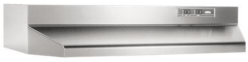 "Broan® 30"" Under Cabinet Hood-Stainless Steel-423004"