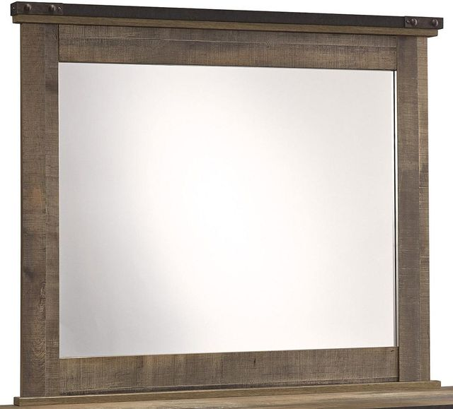 Signature Design by Ashley® Trinell Rustic Brown Bedroom Mirror-B446-26