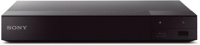 Sony® 4K Upscaling 3D Streaming Blu-ray Disc Player-BDPS6700