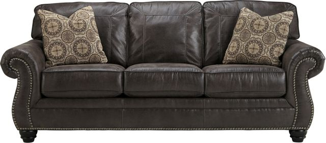 Benchcraft® Breville Charcoal Sofa-8000438