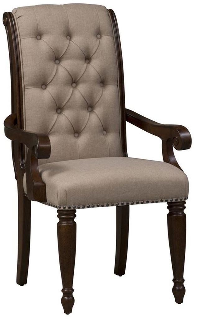 Liberty Furniture Cotswold Cinnamon Arm Chair-545-C6501A