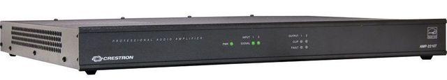 Crestron® AMP-2210T Commercial Power Amplifier-AMP-2210T