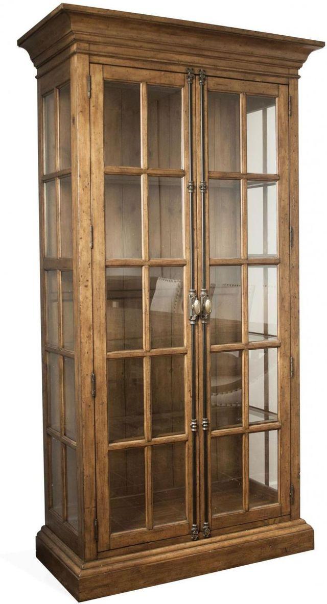 Riverside Furniture Hawthorne Display Cabinet-23655