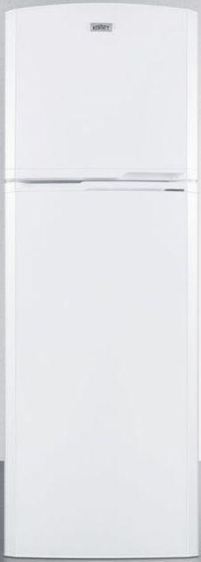 Summit® 8.8 Cu. Ft. Top Freezer Refrigerator-White-FF946W