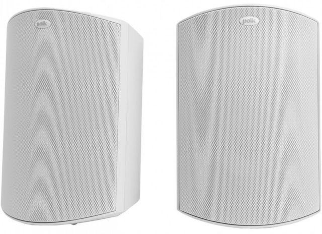 """Polk Audio® Atrium®6 White 5.25"""" All Weather Outdoor Loudspeaker-AM6088"""