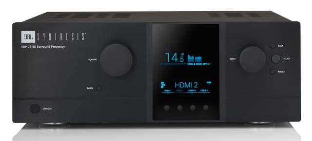 JBL Synthesis® SDP-75 32 Channel Luxury Home Cinema Processor-SDP-75-32AM