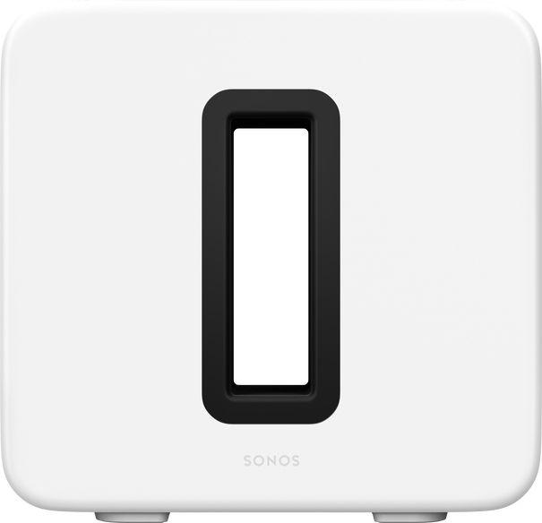 Sonos White Sub Gen 3 Subwoofer-SUB3-WHT